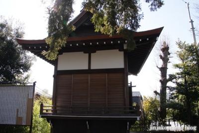 中井御霊神社(新宿区中井)14