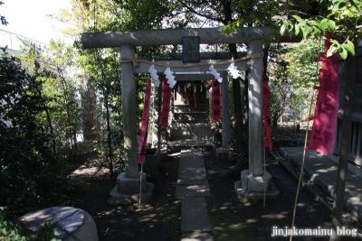 中井御霊神社(新宿区中井)15