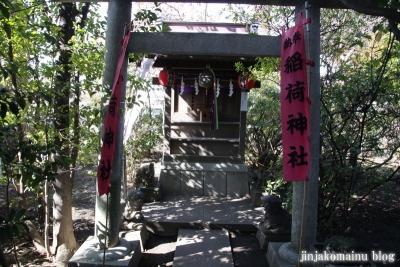中井御霊神社(新宿区中井)16