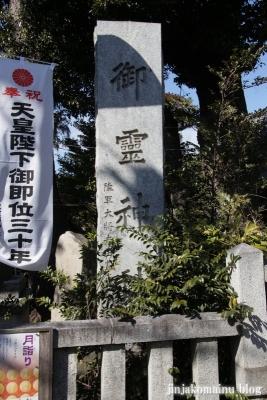 中井御霊神社(新宿区中井)3
