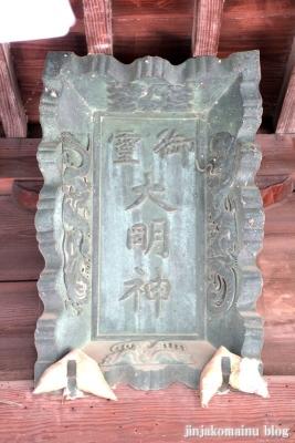 中井御霊神社(新宿区中井)6
