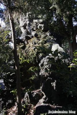 中井御霊神社(新宿区中井)23