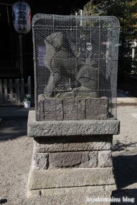 中井御霊神社(新宿区中井)31