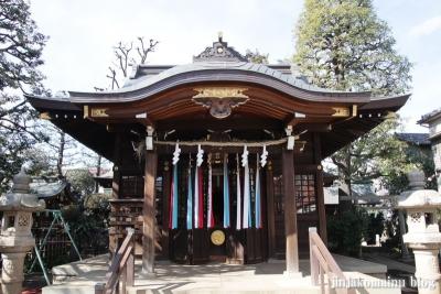 月見岡八幡宮(新宿区上落合)6