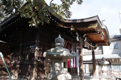 月見岡八幡宮(新宿区上落合)7