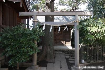月見岡八幡宮(新宿区上落合)9