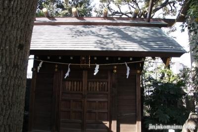 月見岡八幡宮(新宿区上落合)10