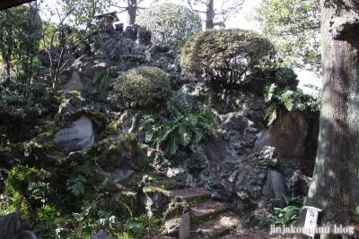 月見岡八幡宮(新宿区上落合)24
