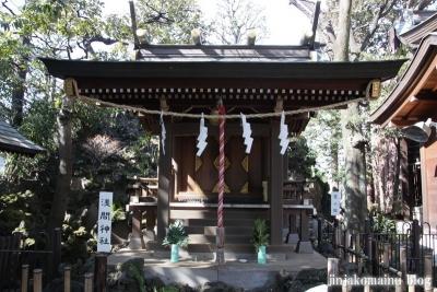 月見岡八幡宮(新宿区上落合)25