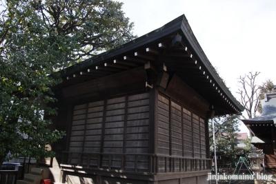 月見岡八幡宮(新宿区上落合)29