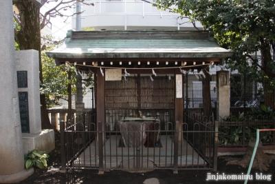 月見岡八幡宮(新宿区上落合)30