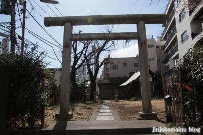 第六天神社(中野区東中野)2