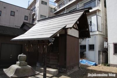 第六天神社(中野区東中野)5