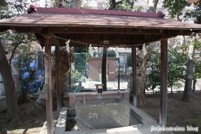 藤神稲荷神社(中野区弥生町)4