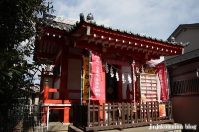 藤神稲荷神社(中野区弥生町)9