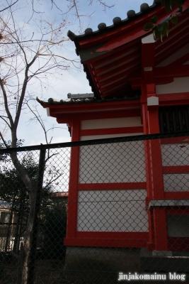 藤神稲荷神社(中野区弥生町)10
