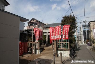 白玉稲荷神社(中野区中央)1