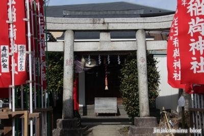 白玉稲荷神社(中野区中央)2