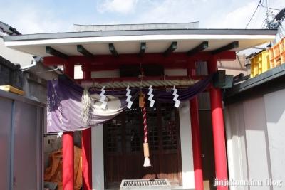 白玉稲荷神社(中野区中央)5