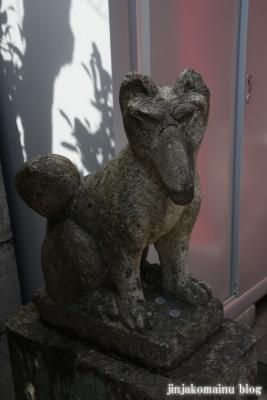 白玉稲荷神社(中野区中央)4