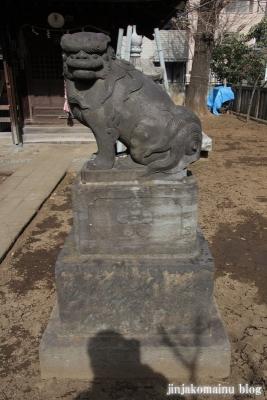 西町天神北野神社(中野区中央)6