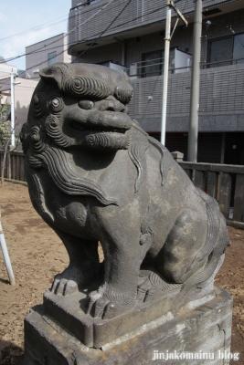西町天神北野神社(中野区中央)7