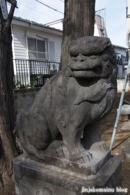 西町天神北野神社(中野区中央)11