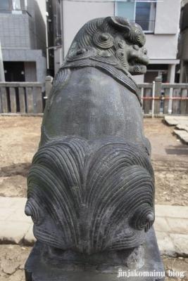 西町天神北野神社(中野区中央)13
