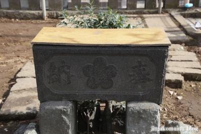西町天神北野神社(中野区中央)3