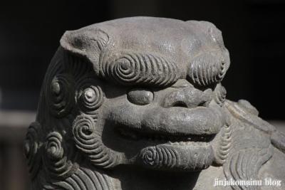 西町天神北野神社(中野区中央)15