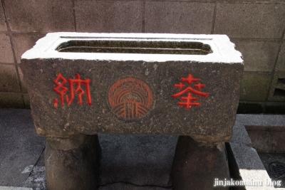 梶原稲荷神社(品川区東大井)9
