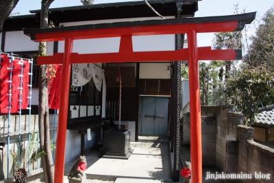 梶原稲荷神社(品川区東大井)10