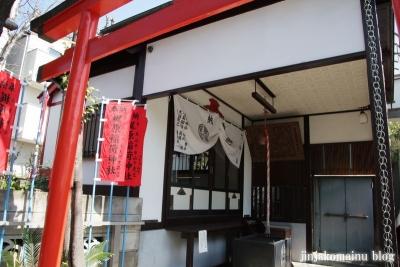梶原稲荷神社(品川区東大井)13