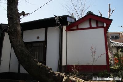 梶原稲荷神社(品川区東大井)16