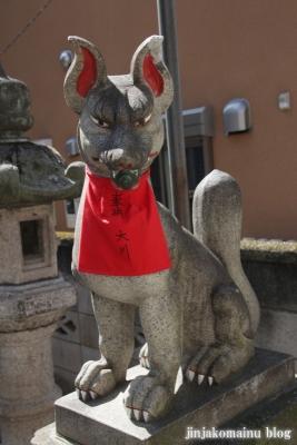 梶原稲荷神社(品川区東大井)3