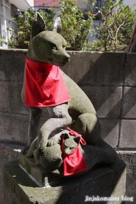 梶原稲荷神社(品川区東大井)6