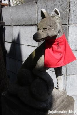 梶原稲荷神社(品川区東大井)7