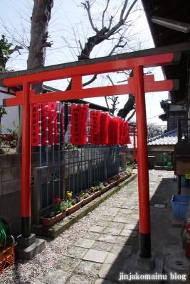 梶原稲荷神社(品川区東大井)8