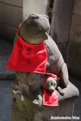 梶原稲荷神社(品川区東大井)11