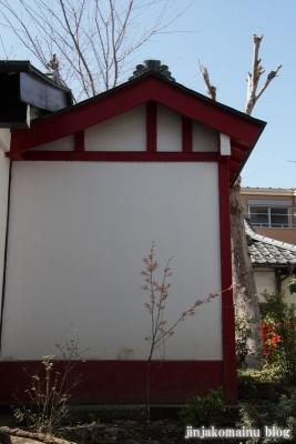 梶原稲荷神社(品川区東大井)17