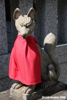 青雲稲荷神社(品川区東大井)4