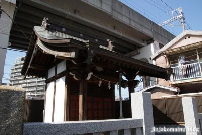 青雲稲荷神社(品川区東大井)7