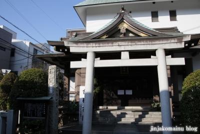 平田神社(渋谷区代々木)1
