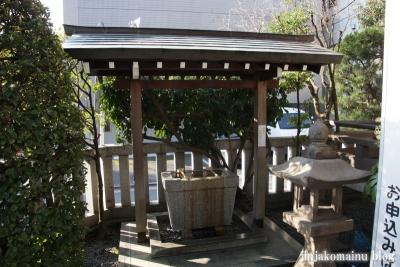 平田神社(渋谷区代々木)3