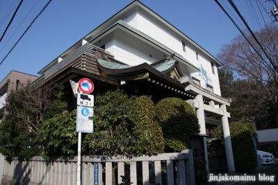 平田神社(渋谷区代々木)5