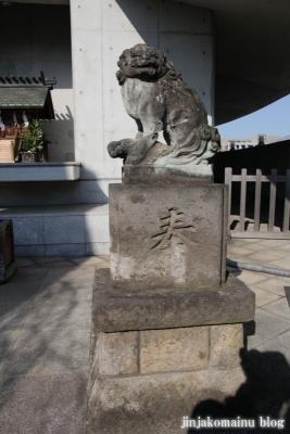 北谷稲荷神社(渋谷区神南)10