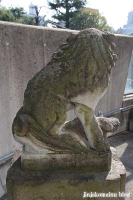 北谷稲荷神社(渋谷区神南)12