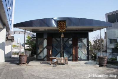 北谷稲荷神社(渋谷区神南)4