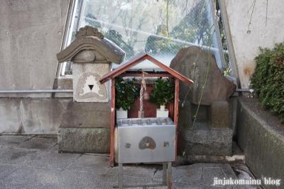 北谷稲荷神社(渋谷区神南)7