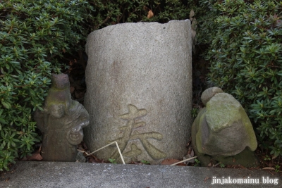 北谷稲荷神社(渋谷区神南)21